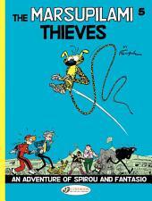 Spirou & Fantasio - Volume 5 - The Marsupilami Thieves
