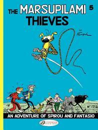Spirou & Fantasio - The Marsupilami Thieves