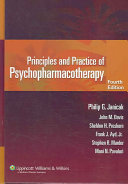 Principles and Practice of Psychopharmacotherapy PDF