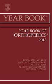 Year Book of Orthopedics 2013, E-Book