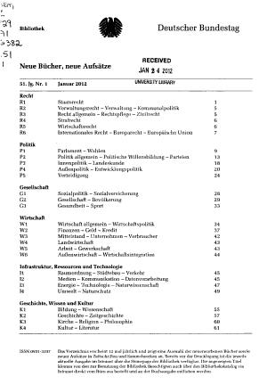 Neue B  cher und Aufs  tze in der Bibliothek PDF
