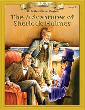 Adventures of Sherlock Holmes: Easy to Read Classics