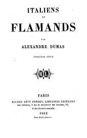 Italiens et Flamands: Volume1