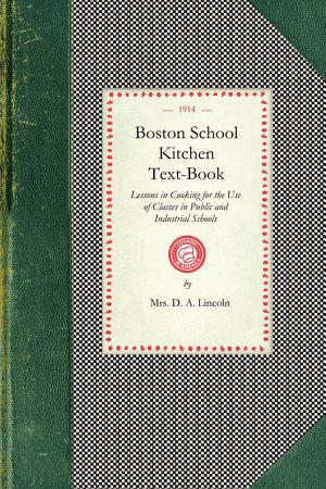 Boston School Kitchen Text-Book