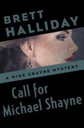 Call for Michael Shayne