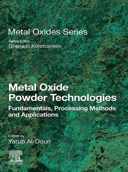 Metal Oxide Powder Technologies
