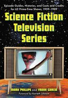 Science Fiction Television Series PDF