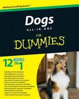 Dogs All in One For Dummies PDF