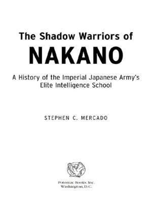 The Shadow Warriors of Nakano