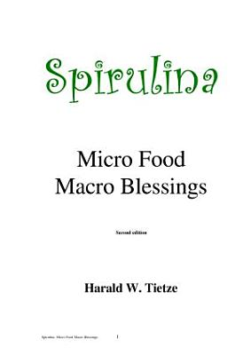 Spirulina Micro Food Macro Blessings PDF