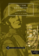 British Regiments, 1914-1918