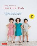 Happy Homemade: Sew Chic Kids