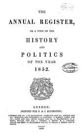 Annual Register: Volume 94