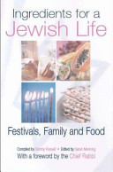 Ingredients for a Jewish Life
