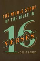 The Whole Story of the Bible in 16 Verses PDF
