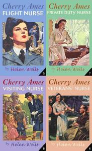 Cherry Ames Boxed Set 5-8