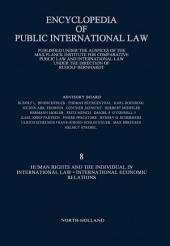 Enclyclopedia of Public International Law