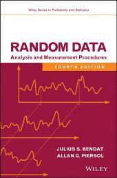 Random Data: Analysis and Measurement Procedures, Edition 4
