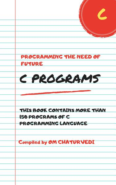 Download C Programs All Programs of C Programming Language  Book