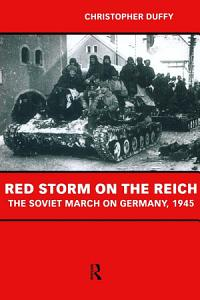 Red Storm on the Reich Book