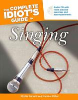 The Complete Idiot s Guide to Singing PDF