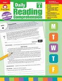 Daily Reading Comprehension  Grade 4 PDF