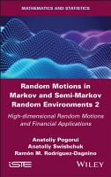 Random Motions in Markov and Semi Markov Random Environments 2 PDF