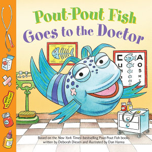 Pout Pout Fish  Goes to the Doctor PDF