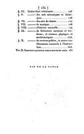 Rapport et projet de loi sur l'instruction publique