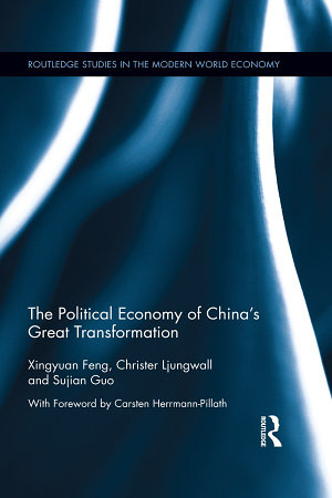 The Political Economy of China s Great Transformation PDF
