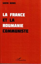 La France et la Roumanie communiste