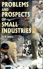 Problems And Prospects Of Small Industries