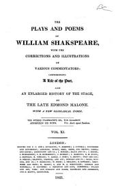 The Plays and Poems of William Shakspeare: Twelfth night. Macbeth