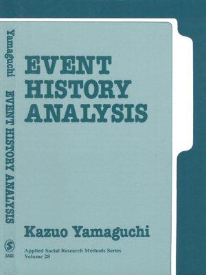 Event History Analysis PDF