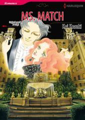 MS. MATCH: Harlequin Comics
