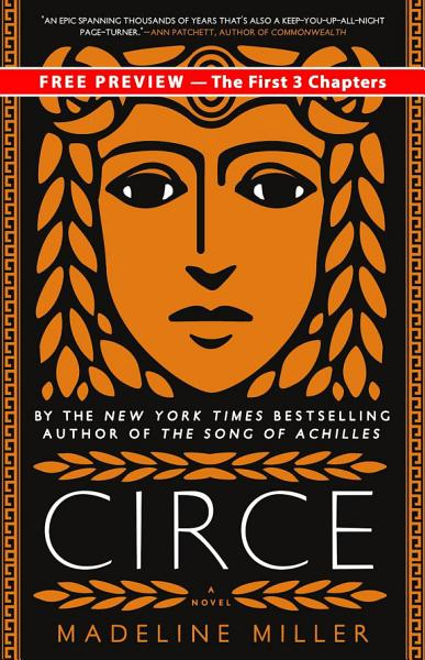 Download Circe    Free Preview    The First 3 Chapters Book