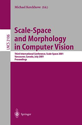Scale-Space and Morphology in Computer Vision