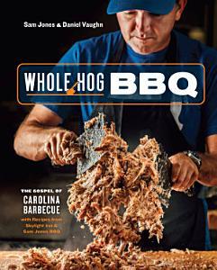 Whole Hog BBQ Book
