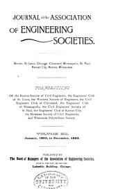 Journal of the Association of Engineering Societies: Volume 12