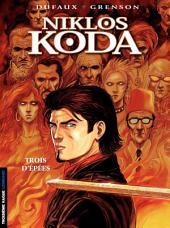 Niklos Koda – tome 10 - Trois d'épées