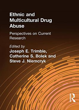 Ethnic and Multicultural Drug Abuse PDF