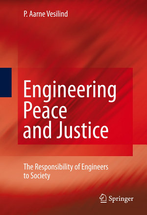 Engineering Peace and Justice
