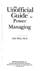 The Unofficial Guide to Power Managing PDF