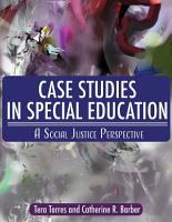 Case Studies in Special Education PDF