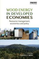Wood Energy in Developed Economies PDF