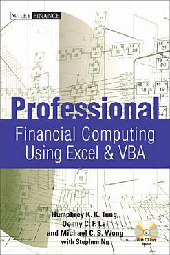 Professional Financial Computing Using Excel and VBA PDF