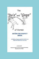 The Do's and Oops of Horses