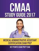 CMAA Study Guide 2017 PDF