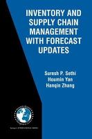 Inventory and Supply Chain Management with Forecast Updates PDF