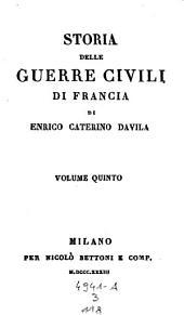 Storia delle guerre civili di Francia: Volume 3;Volume 118